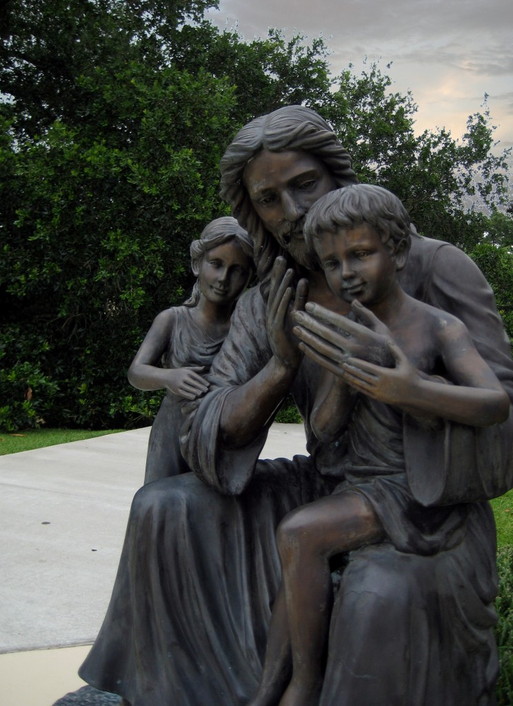 Jesus With Kids
