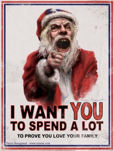 Uncle Santa Wants You
